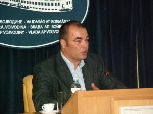 Pokrajinský tajomník Goran Ješić: z prezentácie ročných výsledkov  sekretariátu pre poľnohospodárstvo
