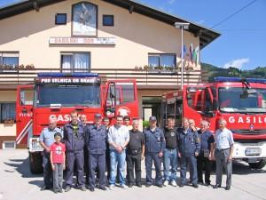 Hostia z Kovačice konštatovali, že ich profesionálne zbory nemajú taký hasičský výstroj ako daktoré trojtisícové dedinky v okolí Maribora