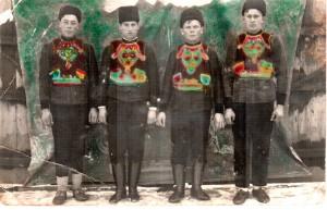 Padinskí mládenci (začiatok 20. storočia)