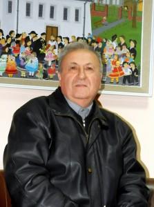 Senior banátsky Pavel Sklenár, farár cirkevného zboru Kovačica I