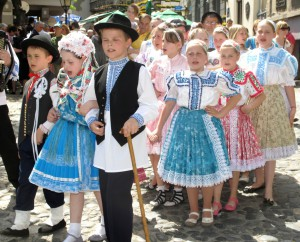 Detská svadba v Skadarliji odznela na výbornú