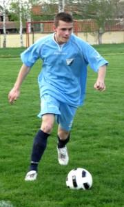 Deväť bodov z troch zápasov: Miroslav Ďuriš, obranca Slávie