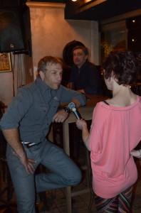 Zbierku v O. U. R. bare podporil aj herec a moderátor Milan Kalinić