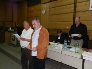 Noví členovia Obecnej rady zložili prísahu