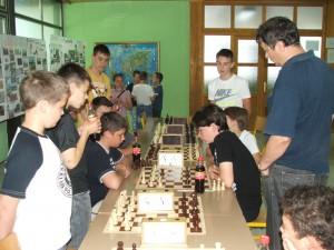Pri šachovniciach nechýbalo napätie