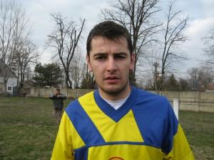 Naladený pre hru: Lazar Zorić (Slávia Pivnica)