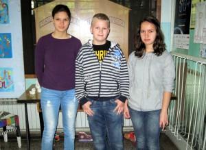 Prihlásia sa na súťaž aj o rok. Na snímke zľava: Hana Čížiková, Darko Paúz a Kristína Kovarčeková