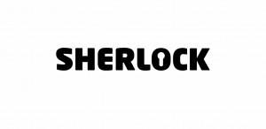 Logo dizajn Sherlock – bezpečnostné dvere