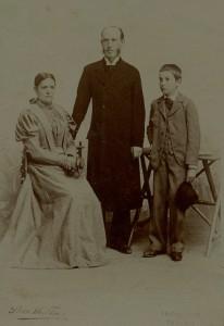 Rodinná fotografia Royovcov