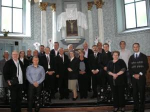 Vzácni hostia v silbašskom evanjelickom chráme