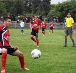 Mladý Padinčan Dejan Bogunović dobre prihral Đokovićovi pri prvom góle Doliny