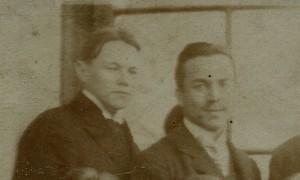 VHV a Milan Žarnovický v mladosti