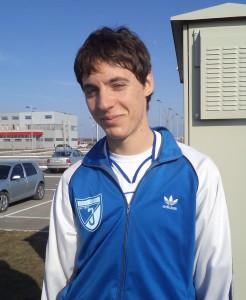 Jediný strelec: Nikola Žakula (Jednota St. Pazova)