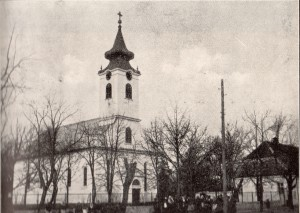 Kostol v Hložanoch po rekonštrukcii