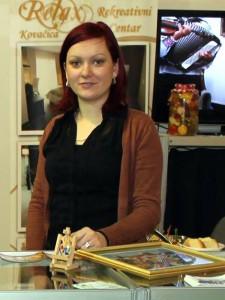 Miluje svoju prácu – Ivana Zovková