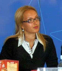 Dragana Zorićová-Stanojkovićová