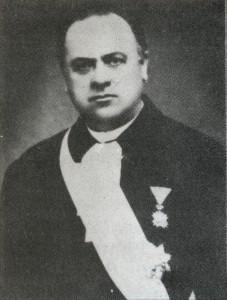 Portrét biskupa Samuela Štarkeho