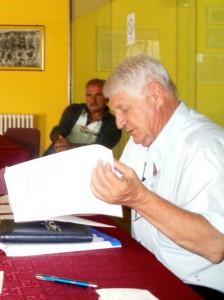 Rozdielne názory klubov: Samuel Zorian, tajomník OFZ v Šíde