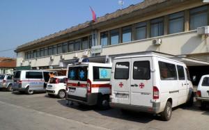 Zdravotníci v staropazovskom Dome zdravia Dr. Jovana Jovanovića Zmaja všetkým pacientom poskytujú odbornú radu a pomoc