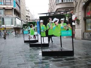 Aj dobrovoľníci sa v júni angažovali na úprave hlavného mesta