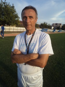 Nemal podporu: Dragan Macura, tréner FK Jednota