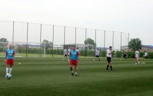 Férové zápasy v Národnom dome futbalu v Starej Pazove