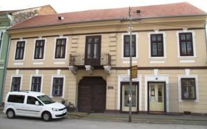 Budova Národného múzea v Belej Crkve