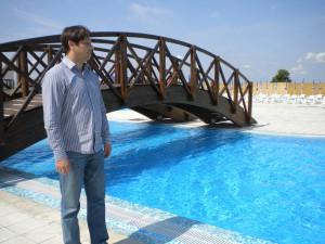 Bazény sú prichystané na oddych a rekreáciu občanov – riaditeľ direkcie Nedeljko Kovačević