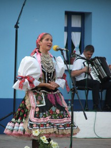Hložiansky slávik: Marína Zahorcová