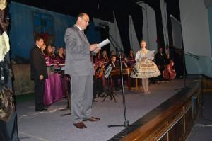 V mene domácich sa prihovoril predseda Rady MS Selenča Jozef Alexy