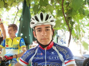 Nové skúšky: Aleksandar Roman, cyklista CK Jednota