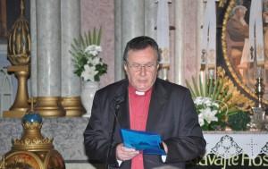 Príhovor biskupa SEAVC v Srbsku Samuela Vrbovského