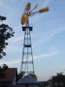 Veterný mlyn v Šušare – technologický výdobytok zo začiatku dvadsiateho storočia