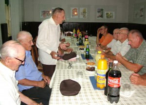 Netreba zabudnúť na júlové sviatky – predseda Miestnej bojovníckej organizácie Michal Anušiak