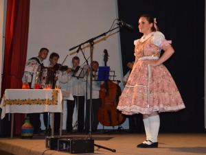 Úspešná sólistka Anka Megová