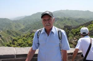 Z návštevy čínskeho múru