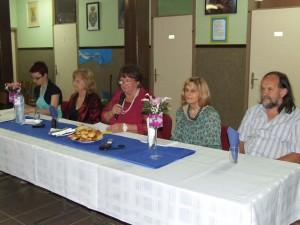 Z výročného zasadnutia a prezentácie prvého receptára