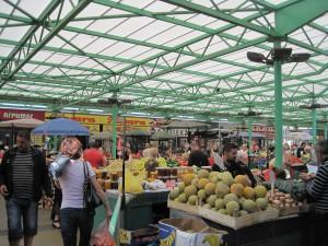Testom organizovanosti a úspešnosti súkromnej poľnohospodárskej výroby je spravidla trh: takýto, alebo aj iný