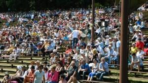 Ani tohto roku na známom festivale nebola núdza o divákov