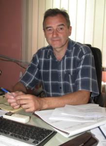 Ivan Babka, náčelník Oddelenia pre urbanizmus, verejné a inšpekčné služby Obce Kovačica (názov foto: Nacelnik Ivan Babka)