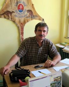 Andrej Tomek, zástupca riaditeľa DK Michala Babinku