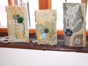 Výtvory skúsenej umelkyne Anny Babiakovej z Kulpína