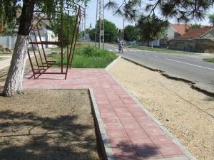 Práve prebieha výstavba moderných autobusových zastávok