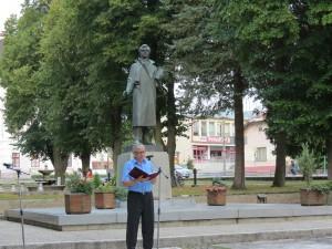 Docent PaedDr. Jozef Tatár, PhD., hovoril o Jánovi Kollárovi