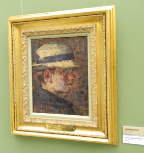 Kosta Miličević: Chlapec s bielym klobúkom