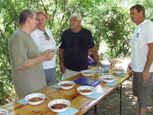 Dohovor pred začiatkom oceňovania rybacích paprikášov