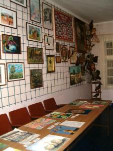 Na záver tábora v Dome poľovníkov bývala výstava výtvarných diel, z ktorých časť putovala do rúk štedrých sponzorov podujatia