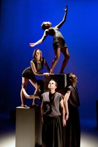Súbor víťazného predstavenia Babylon je mladý, talentovaný a disciplinovaný; charakterizuje ho aj dobrá tímová práca (foto: Miralem Čaušević)