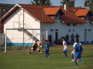 Gól Kavrana na zápase Iskra – Tatra 3 : 3 (2 : 2)