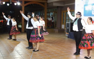 Tanečníci Rozmarínu roztancovali pódium v Guči